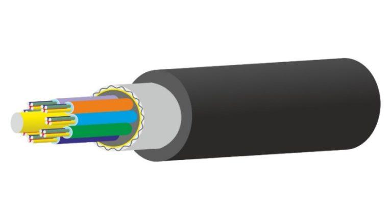 Новый 96-ти-волоконный бронированный кабель FiFix OМLDr